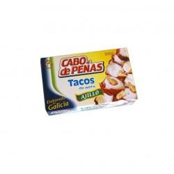 Tacos de Pota al Ajillo Lata 120grs