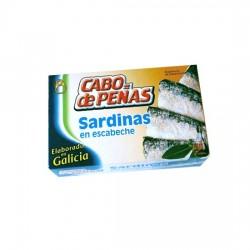 Sardinas en Escabeche Lata 120grs