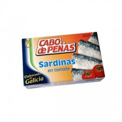 Sardinas en Tomate Lata 120grs