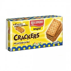 Crackers Integral 250grs