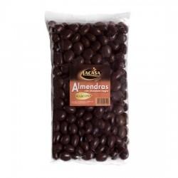 Almendras Chocolate Negro 1 kilo