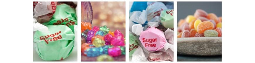 sugarless candies