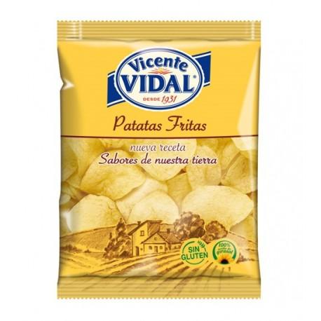 Patatas Artesanas 30grs