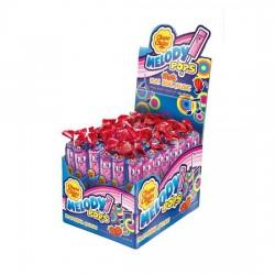 Chupa Chups Melody Pops sabor Fresa caja 48 unidades