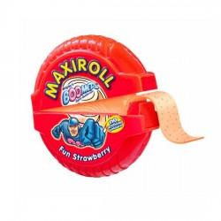 Boomer Maxiroll sabor Fresa caja 12 unidades