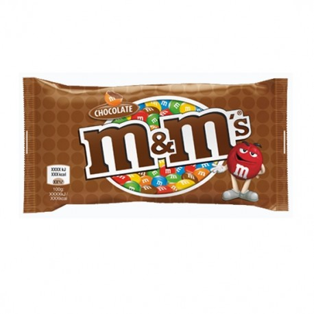M&M's Chocolate 45grs