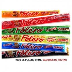 Polos El Polero sabores Surtidos pack de 10 unidades CHURRUCA