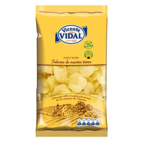 Patatas Artesanas 160grs