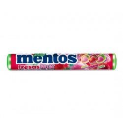 Mentos sabor Fresas Mix caja 20 unidades
