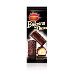 Búlgaros de Chocolate 5 unidades