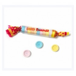 Caramelo Fizz Roll MEGA Bolsa 200 unidades