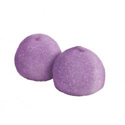Bolas de Nube dulce color Violeta Bolsa 100 unids BULGARI AGOSTINO