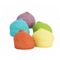 Confetti Bolas de Nube dulce de Colores Surtidos Bolsa 150 unids BULGARI AGOSTINO