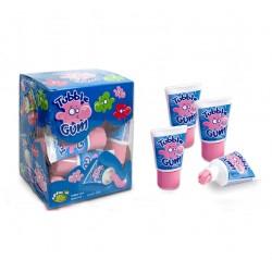 Chicle Tubble Gum sabor Fresa Caja 18 unidades