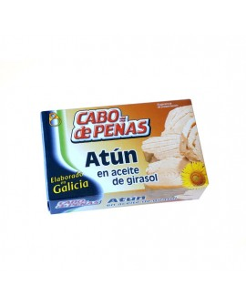 Atún en Aceite Lata 120grs CABO DE PEÑAS