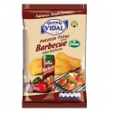 Patatas Onduladas sabor Barbacoa 135grs VICENTE VIDAL