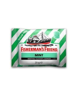Fisherman's Friend sin Azúcar sabor Menta caja 12 unidades