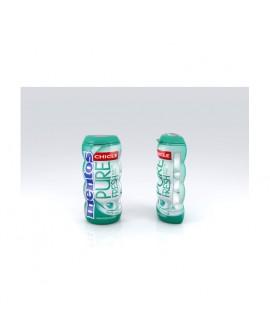 Mentos Gum sin Azúcar sabor Menta Invernal caja 10 unidades