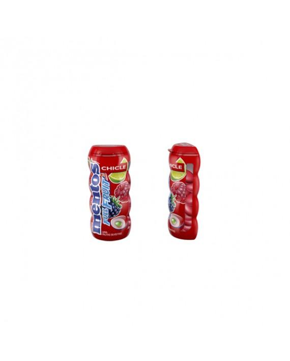 Mentos Gum sin Azúcar sabor Frutas Silvestres caja 10 unidades