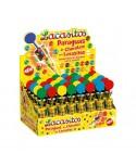 Paraguas de Chocolate con LACASITOS caja 40 unidades LACASA