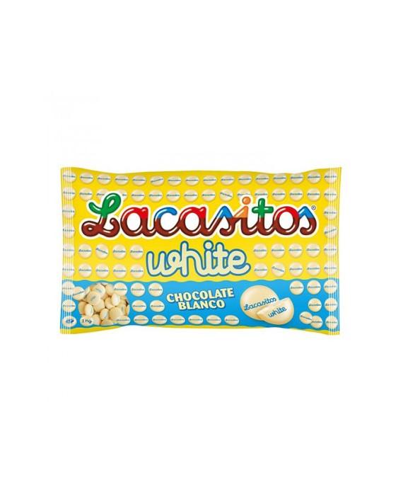 Lacasitos White Chocolate Blanco bolsa 1kilo LACASA