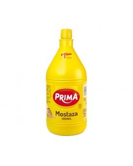 Mostaza Prima garrafa 1.800grs