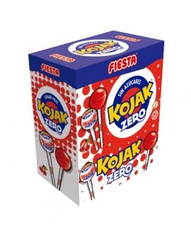 Kojak Cereza sin azúcar caja 50 unidades