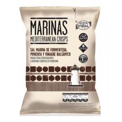 Patatas Marinas Pimienta y Vinagre 50grs