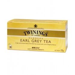 Twinings Earl Grey Caja 25 sobres