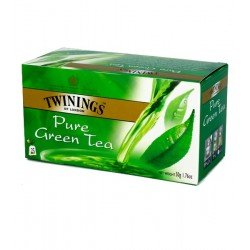 Twinings Java Green Tea Caja 25 sobres