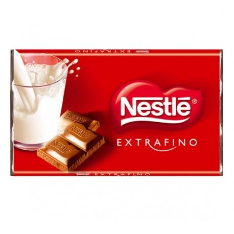 Chocolatina con Leche Nestlé Extrafino 20grs