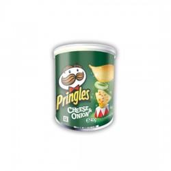 Patatas Pringles Queso y Cebolla 40grs