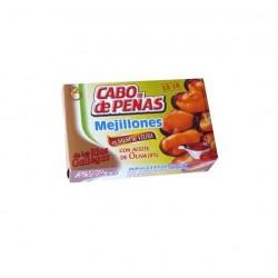 Mejillones en Salsa de Vieira Lata 120grs