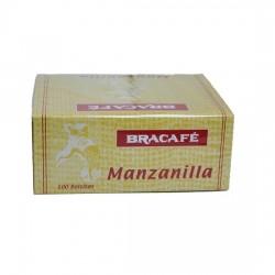 Manzanilla Caja 100 unidades