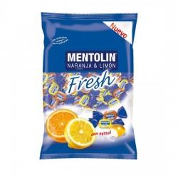 Mentolín Naranja y Limón Sin Azúcar 1 kilo