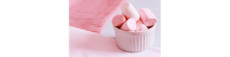NUBES DULCES Y MARSHMALLOWS
