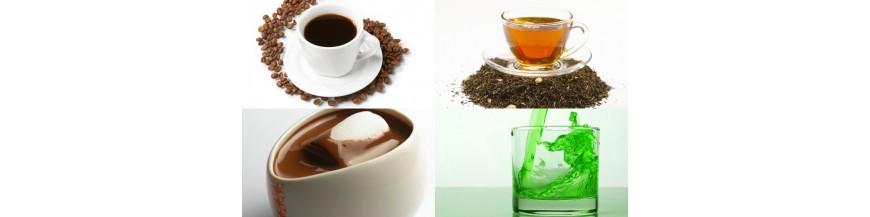 CAFES, INFUSIONES Y BEBIDAS
